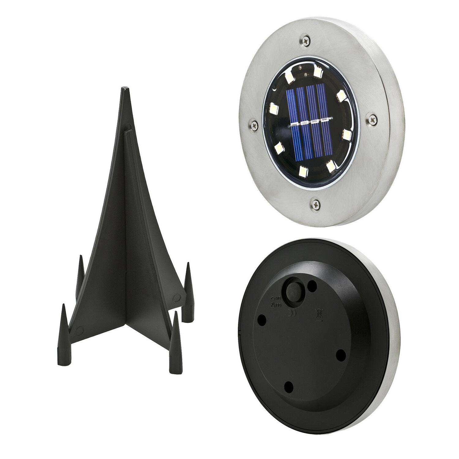 Ground Solar Lights Outdoor In-Ground