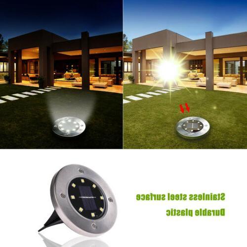 Solar Lights,Garden Outdoor With 4