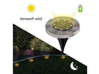 Solar Ground - Warm Lights, Outdoor,