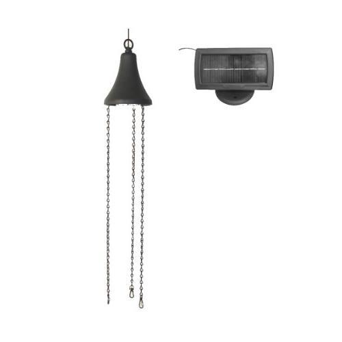 solar hanging spotlight