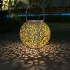Solar Lantern Outdoor Garden Decor Lights Decorative Lamp Pa