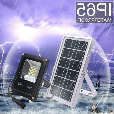 Solar LED Flood Spot Lawn Waterproof