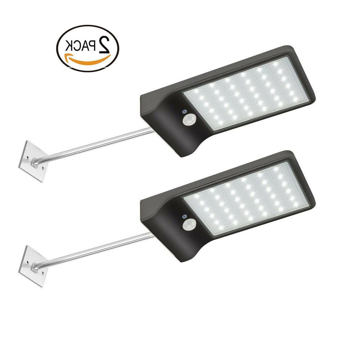Solar LED Lights Solar Sensor Motion Light 36 LED Outdoor La