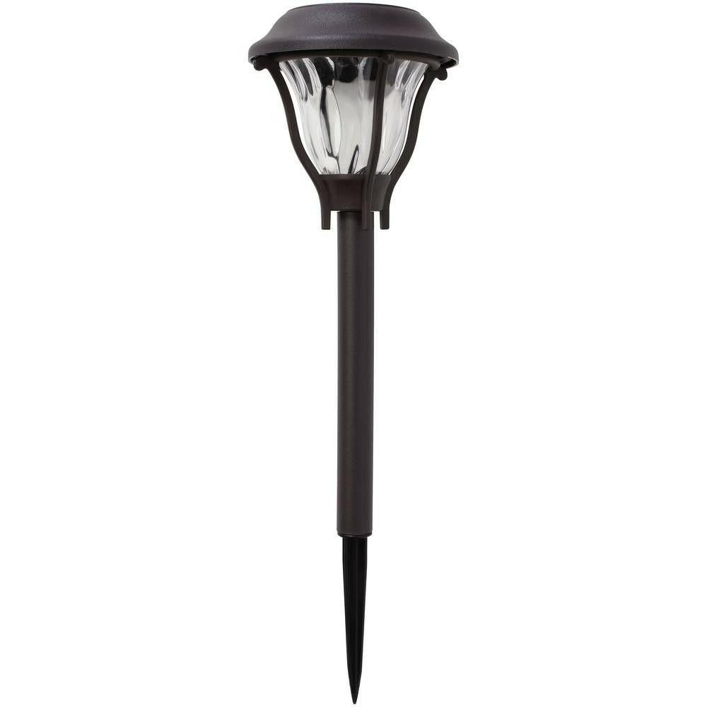Solar LED Set Outdoor Path Lighting, 6-Pack