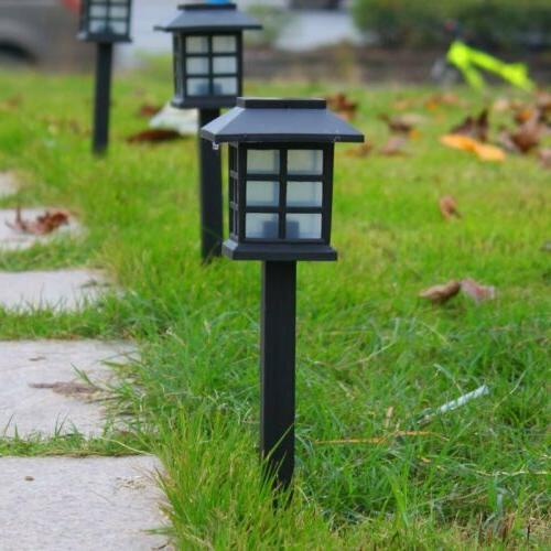 Solar LED Spot Wall Lights Lights Outdoor Waterproof US