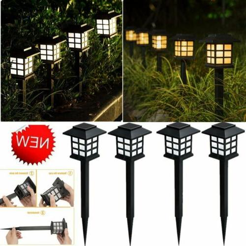 solar led spot lights wall lights garden