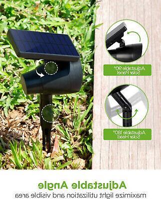 InnoGear Solar Lights, Spotlights Adjustable