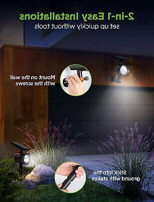 InnoGear Waterproof Spotlights Adjustable Wall