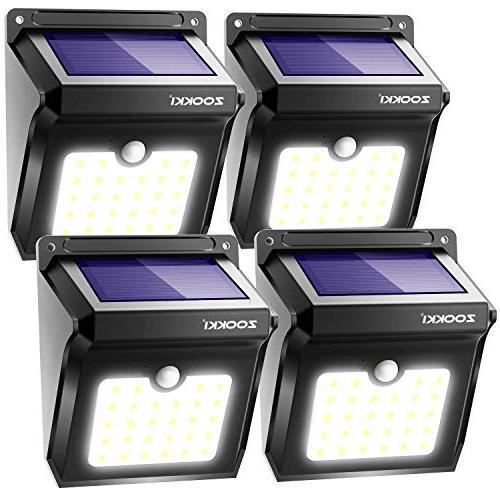 solar lights 28 led
