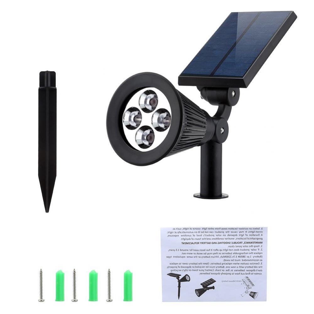 Solar Lights Urpower Spotlight Adjustable