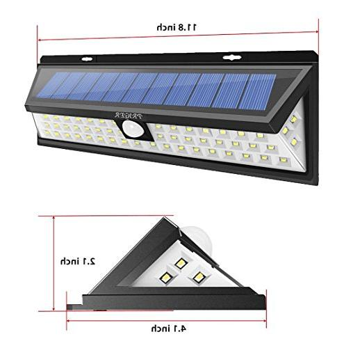 Priger Motion - Outside LED / Garden, Deck, Pathway Waterproof Powered Yard / Light