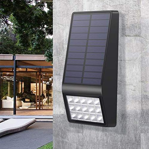 Solar LED Motion Solar for Wall Path Fence Step Deck