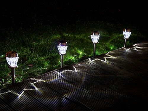 GIGALUMI Solar Color Changing White-4Pack