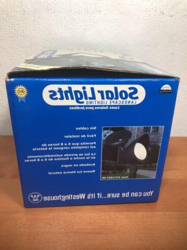 Westinghouse Landscape Lighting Sun or Shade 2ct New