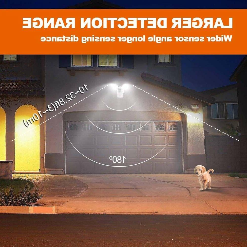 Solar 182 LED Outdoor Light