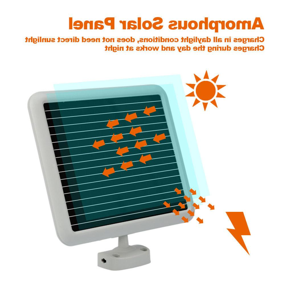 Solar 182 LED Outdoor