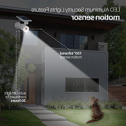 DrawGreen Motion Sensor,1400-Lumens Spotlight Light,