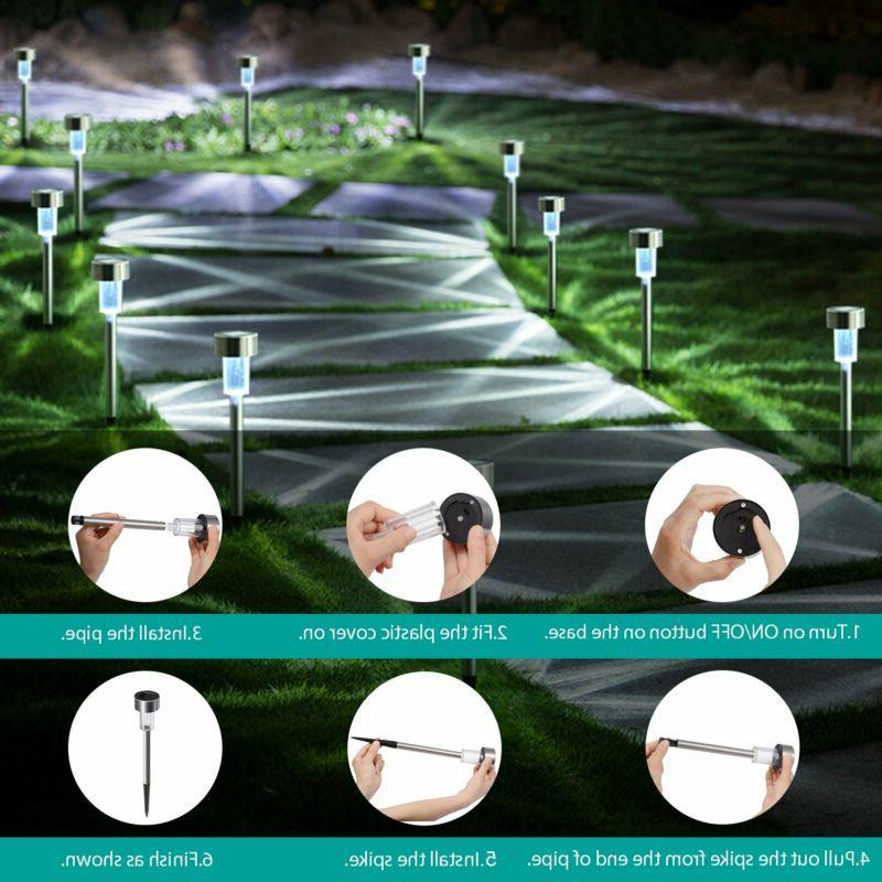 Sunnest Solar - Pack Outdoor Solar Lights So