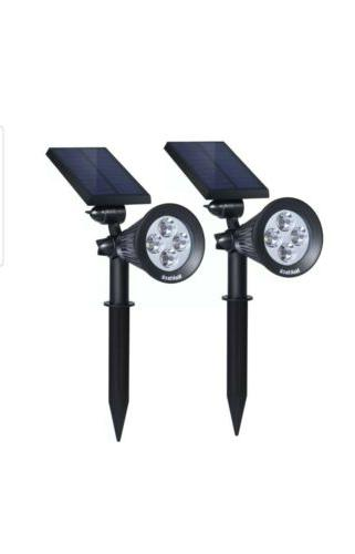 solar lights outdoor 2 in 1 solar