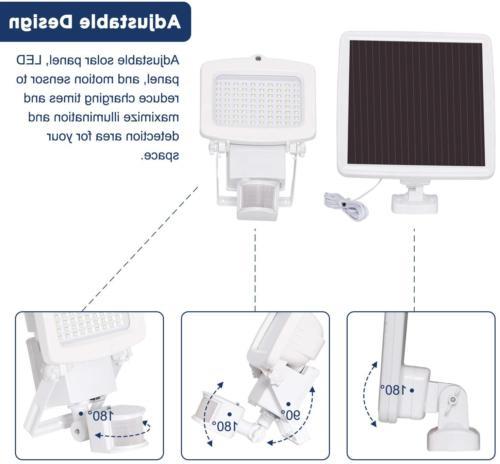 Westinghouse Lights Outdoor 2000 Motion Sensor Lights,