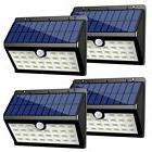 InnoGear Solar Lights Outdoor 30 LED Motion Sensor Security