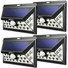 Litom Solar Lights Outdoor, 3RD GEN Super Bright Plating Sol