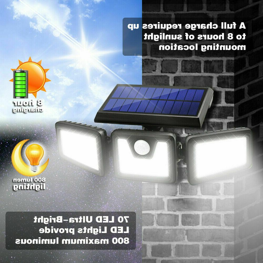 1/2PACK Solar Sensor, Waterproof