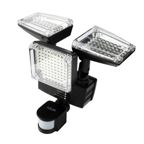 10000LM Solar Lights Motion Sensor Light US