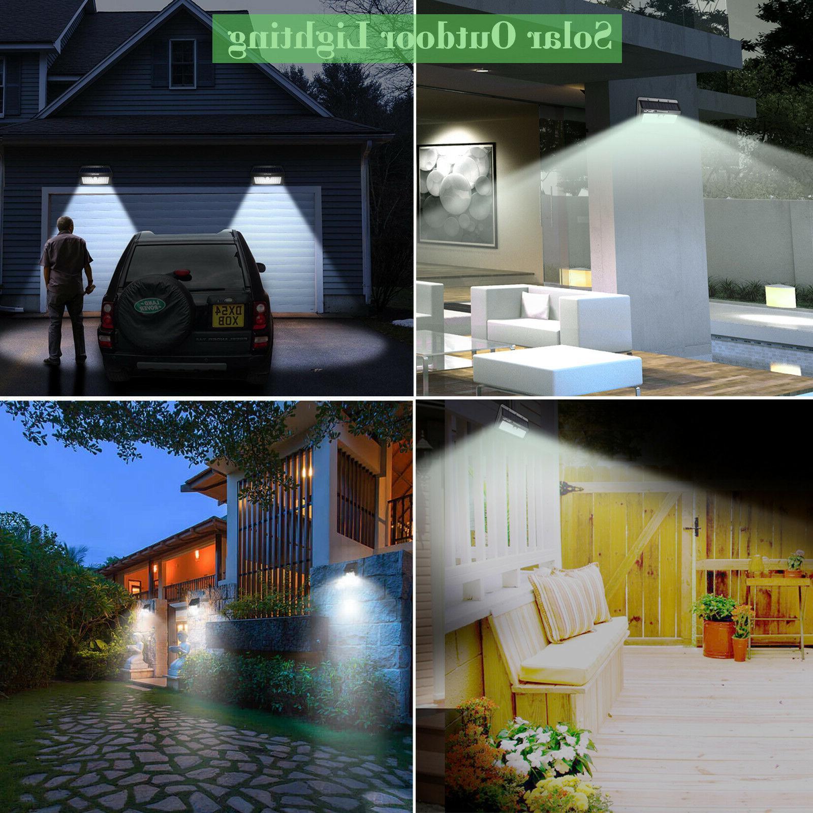Sensor Light Waterproof Garden Yard LED