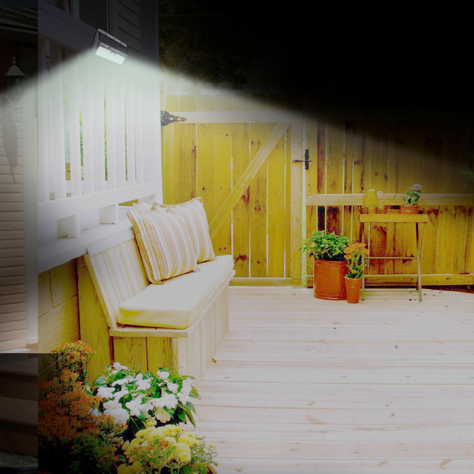 Outdoor Sensor LED