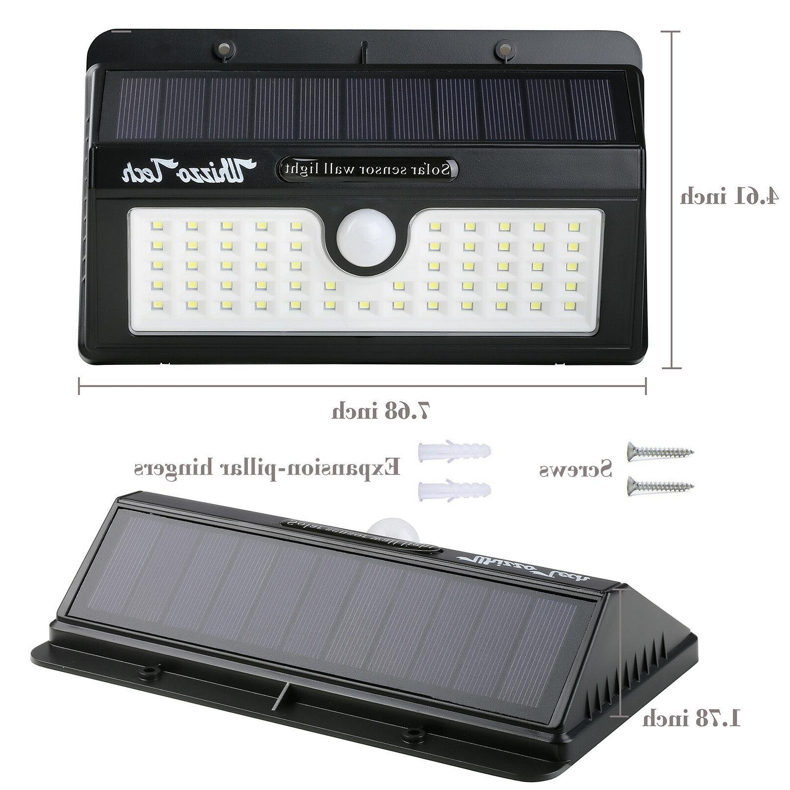 Outdoor Solar Lights Sensor Garden 55