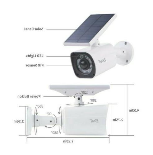 Security Lights Motion 2pk