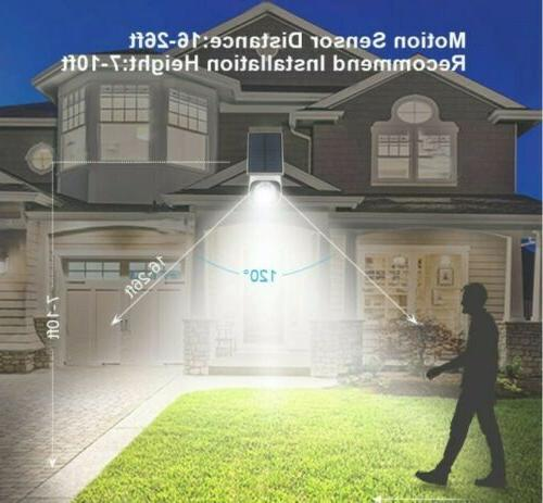 Security Bright Lights Motion 2pk