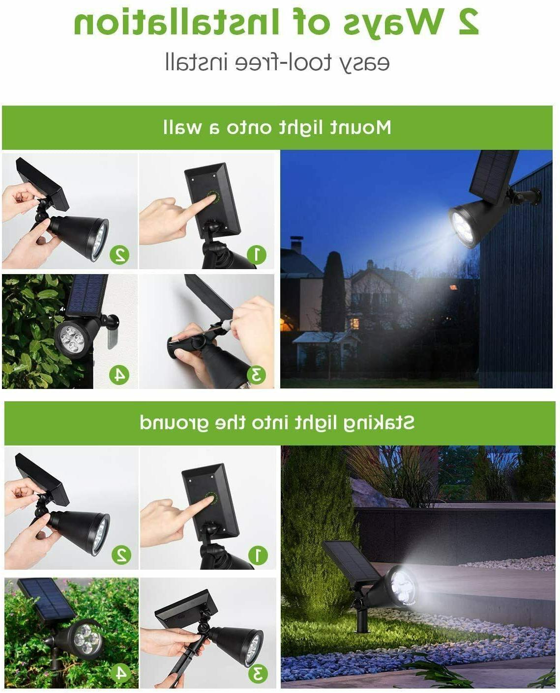 InnoGear Solar Garden -