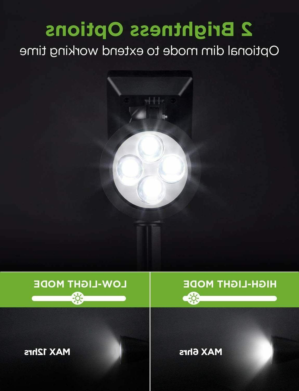 InnoGear Lights Upgraded Powered Landscape