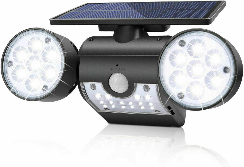 Solar Sensor Home Guardian