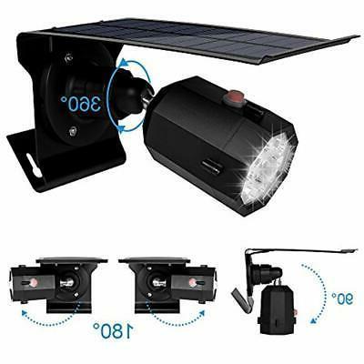 Solar Outdoor 10 Spotlight 5-Watt