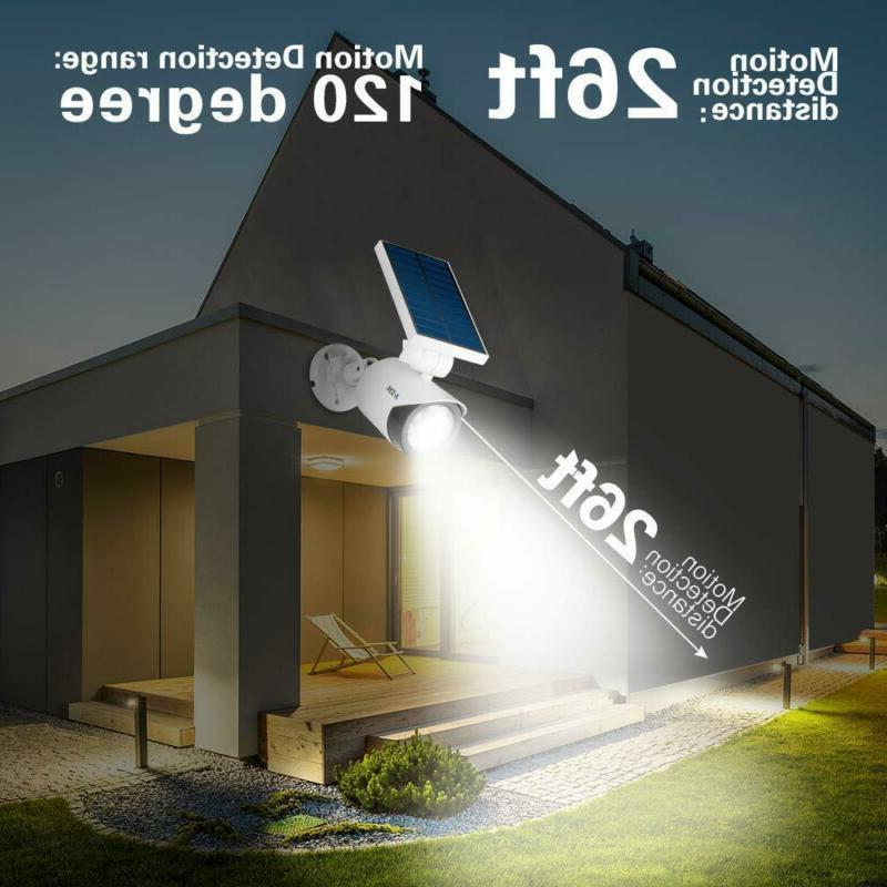 Solar Outdoor LED Spotlight Solar Light