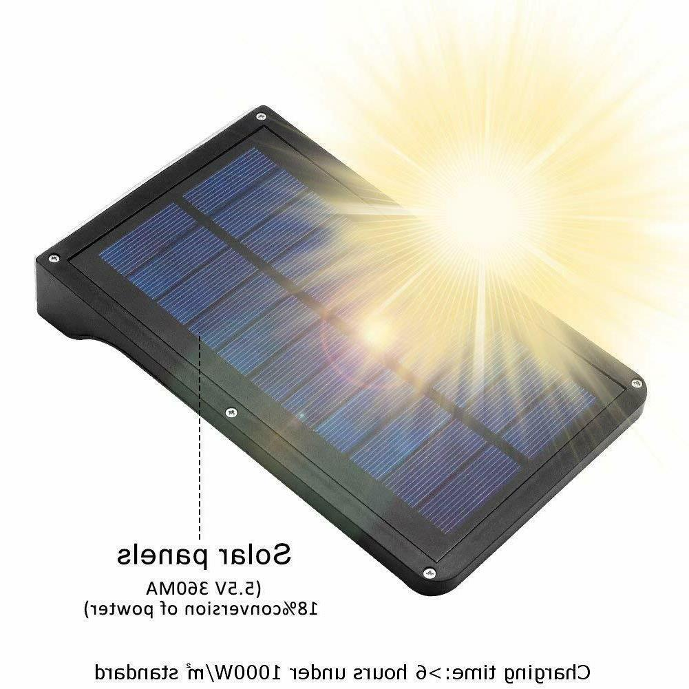 Solar Lights Wireless IP65 Solar