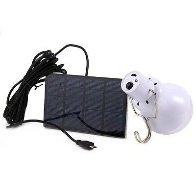 Bulb Lamp Portable Outdoor Camp Fishing