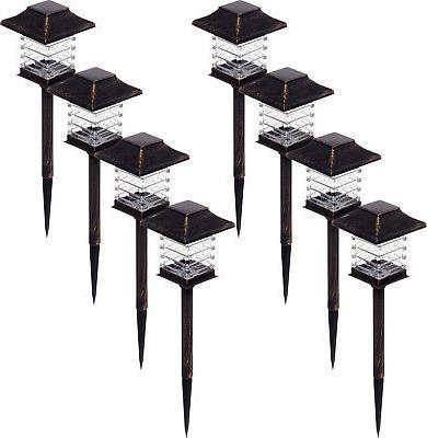 solar path lights tone 8