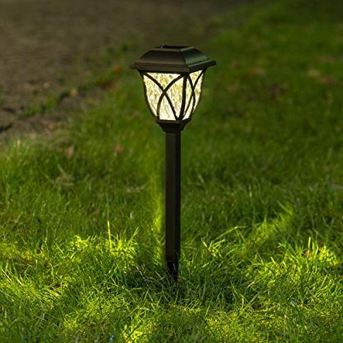 Solpex Pathway Outdoor, LED Solar Lights, Waterproof Landscape Lights Yard, Walkway.