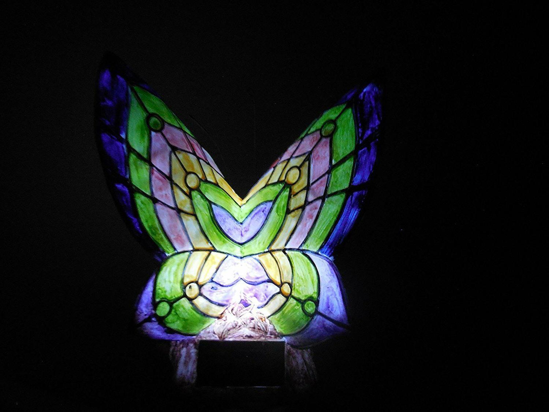 Solar Power Art Patio LED