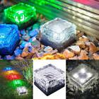 Solar Power LED Light Rock Lamp Waterproof Outdoor Garden St