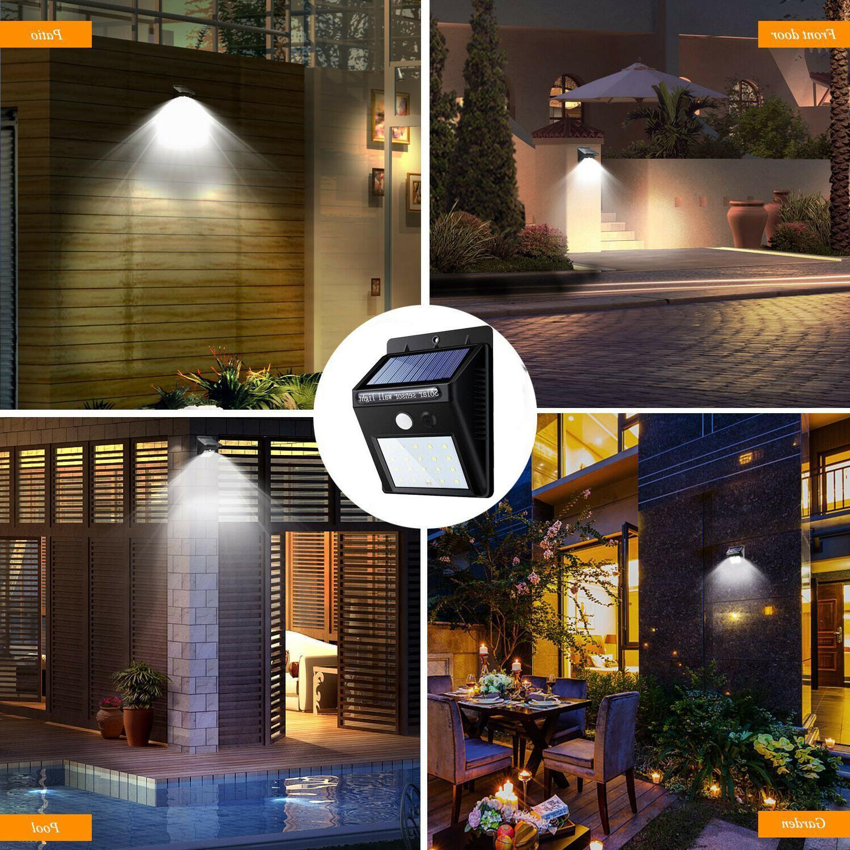 20 Solar Light Lamp