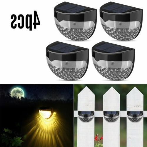 Solar LED Lights Outdoor Path Landscape Lamp