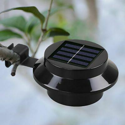 Solar Light Gutter Wall Lamp Energy-saving