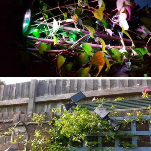 1/2/4PCS Solar LED Lamp