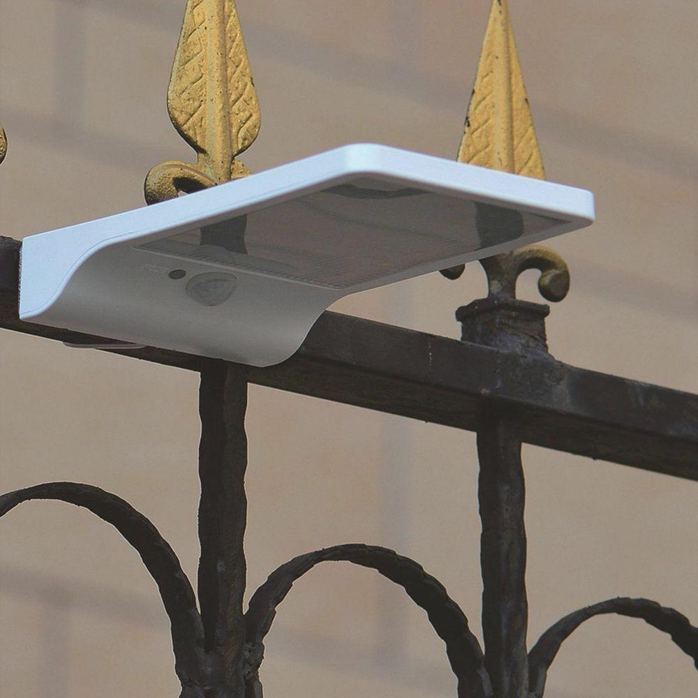 Solar Powered 36 Motion Sensor Lamp Outdoor Light