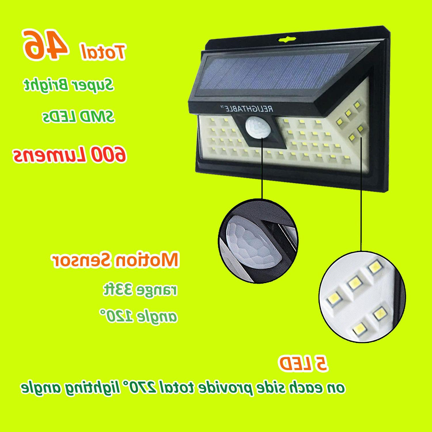 RELIGHTABLE / 86 LEDs Motion Sensor